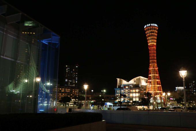 ポートタワーの写真