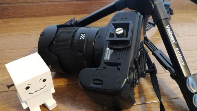 カメラ セッティング