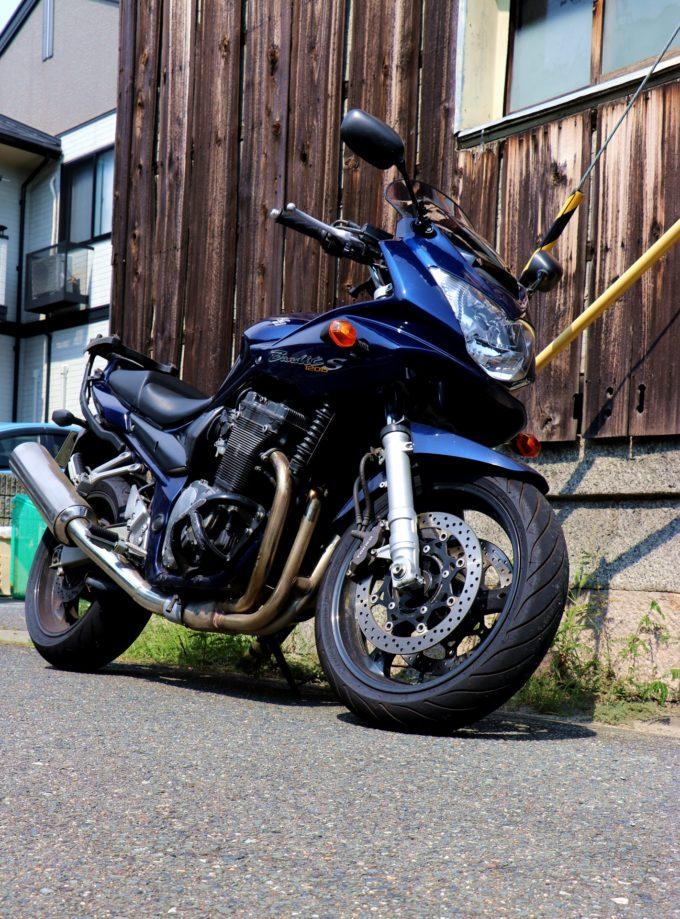 SUZUKI Bandit1200S
