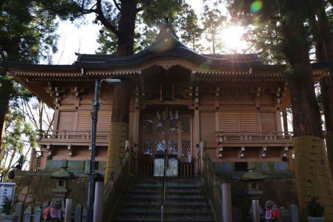 立里荒神社(たてりこうじんしゃ)