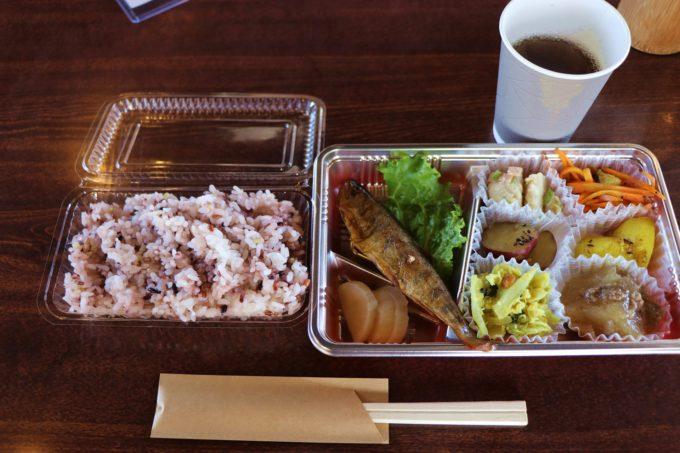 鶴姫さんのお弁当